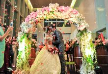 Wedding of Rully & Anita by La'SEINE Function Hall