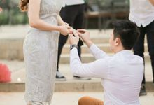 R & L Wedding Proposal by Willie William Photography