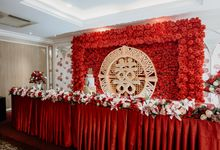 The Sangjit of Rico & Melissa by GOODTIMES EVENT