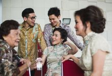 Documentary Style Engagement Photography - Randy and Astria by Adhytia Putra