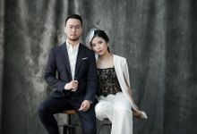 Randy & Astrid Prewedding Studio by ANTHEIA PHOTOGRAPHY