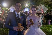Wedding Day of Rangga & Evi by D'banquet Pantai Mutiara
