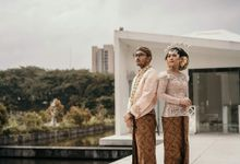 Rangga & Venenza Wedding at Chakra by AKSA Creative