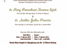 Rany & Yudha Wedding by Wedding Apps