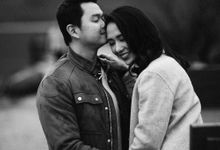 Richard & Amelia Prewedding by Hilda by Bridestory