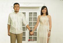 Pre Wedding of Wita and Nopandi by Pratama Photography