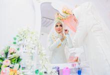 Arga Dan Ayha by RAP Wedding