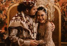 Rara & Bintang Wedding at Tugu Kunstkring Paleis by AKSA Creative