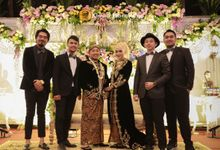 Widiya & Rastra Wedding Reception by Good Harmony