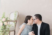 Prewedding of Robby & Calistha - Studio by Écru Pictures