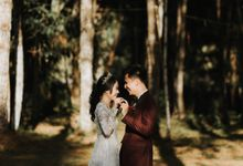 Rara & Anthoni Wedding At PineHill Cibodas by Josh & Friends Entertainment