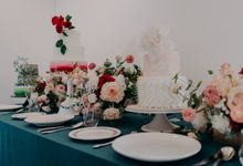 Modern Romantic Rustic Style Shoot by Scones n Whatever by Kim Teo