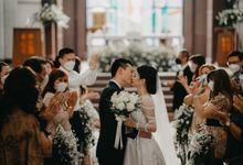 Weddingday Ray + Stephanie by Topoto