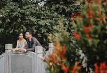 Willy & Betty Prewedding & Sangjit by Dfleur Photography
