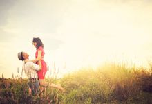 Afi + Aryo Prewedding by Tikma Photography