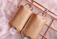 Handsanitizer Holder  by Rayanda souvenir
