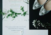 RAYMOND & CAROLINE by Twogather Wedding Planner