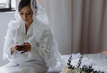 Fall Inspired Wedding - Razli & Illyssa by Elly Floral Artistry