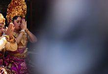Balinese Wedding of Wira + Metri by DM Photo