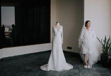 Richard & Bianca Wedding Day by Sincera Story