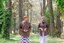 Preewedding Putri by RCD Photocinema
