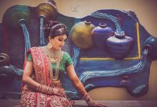 Amey + Priyanka by Wedding Leaves