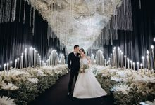 The Wedding of Ryan & Cynthia by PRIVATE WEDDING ORGANIZER