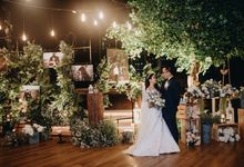 Elegant Rustic Wedding of Ryan & Cynthia 25 November 2018 by AS2 Wedding Organizer