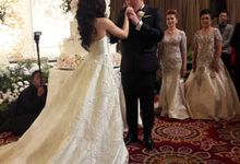 Felix & Puspa Wedding Day by Dodo Liu Wedding Organizer