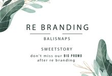 RE BRANDING BIG PROMO by Balisnaps