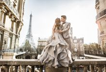 Love in Paris by Petrick Sutrisno