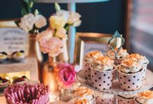Elegant Floral Wedding Decor by Woodiful Dreams