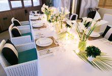 Sunset Intimate Wedding by The Bellevue Resort