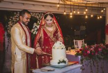 Alham & Chirag by Vowever Wedding Planner