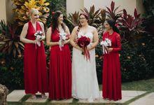 Outdoor Wedding at Kamuela Sanur Poolside by Kamuela Villas and Suite - Sanur, Bali