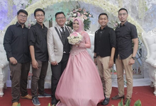 MC wedding Rina dan Aji by Redimasherlambang