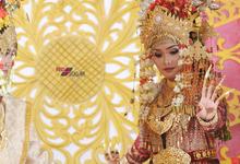 Tari pagar pengantin by REDSUGAR PHOTOGRAPHY