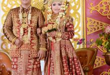From the wedding okta & ya2n by REDSUGAR PHOTOGRAPHY