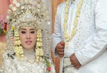 The wedding Dian &solihin  by REDSUGAR PHOTOGRAPHY