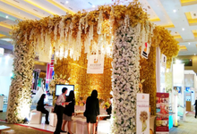 Cantik Mega Wedding Festival #Booth I-1 # Ji Expo   by RedTop Hotel and convention centre