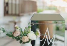 Andrew & Marceline wedding by Cloris Decoration & Planner