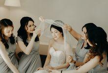 Intimate Wedding Day by Regantris Hotel Surabaya