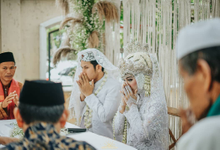 MC Wedding Fitri & Azis by Halo Ika