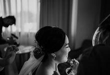 Regina & Andreas Wedding at Regina Pacis Bogor by AKSA Creative