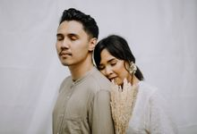 Regina & Rindam | Qubicle Suropati | Connection Session by Andre by SOLLO