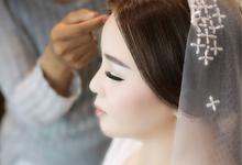 Wedding of Kris & Windy by Reginapangmakeup