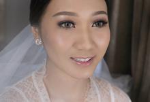 Wedding of Keyni by Reginapangmakeup