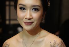 Bride to be, Ms. Letizia by Rejillin Beauty Huis