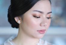 Wedding Makeup by Rejillin Beauty Huis