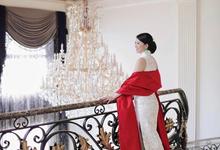 Sangjit of Jacqueline & Denny by Rejillin Beauty Huis